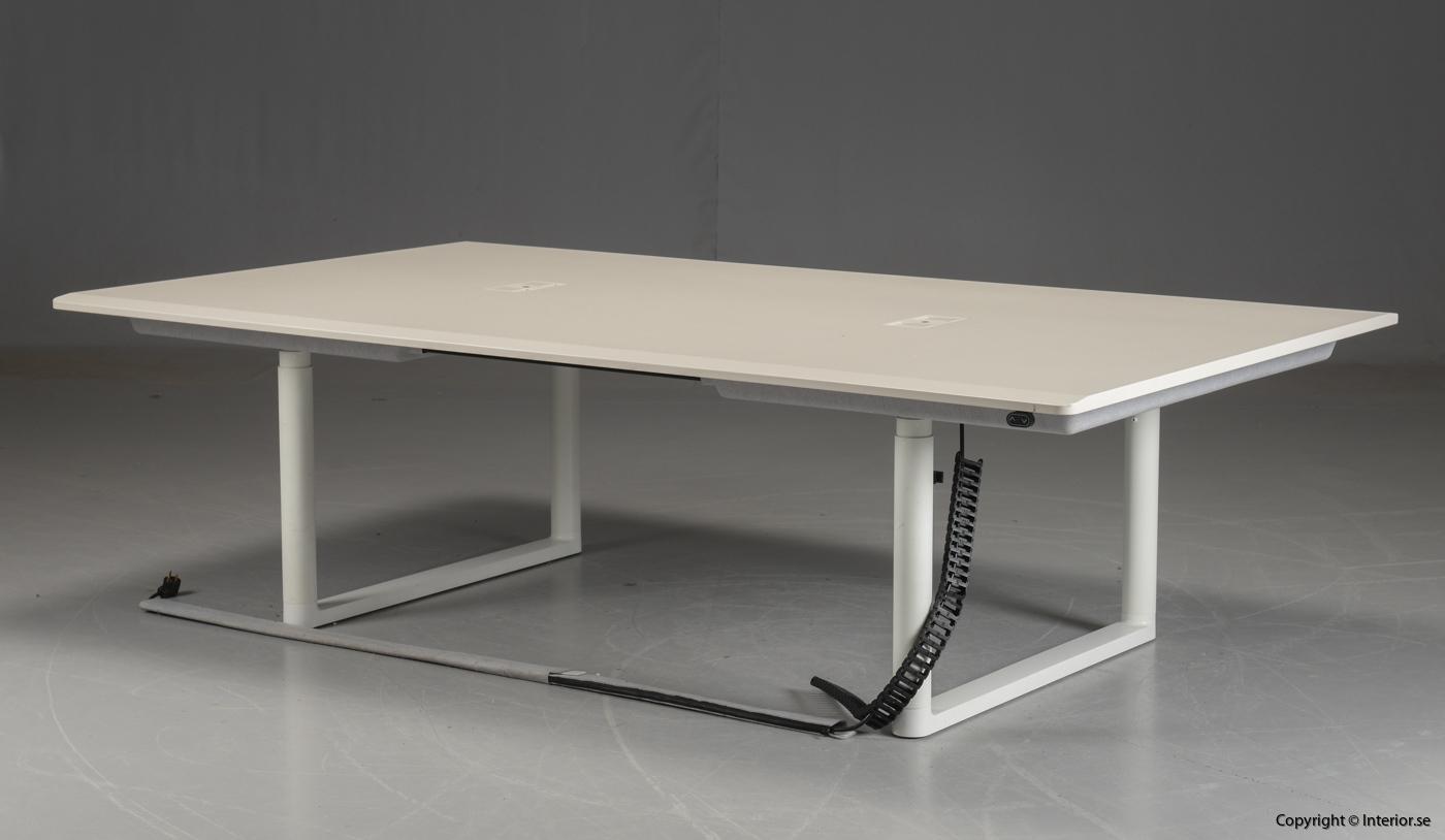 Höj- & sänkbart konferensbord, Vitra Tyde Meeting Table 240 cm - Ronan Erwan Bouroullec  6