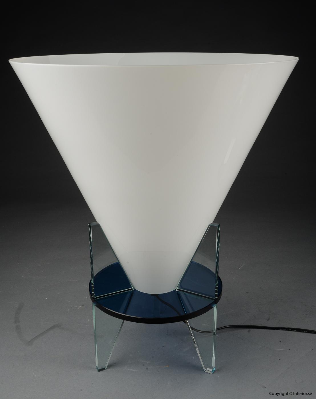 Bordslampa table lamp tischlampen Fontana Arte Otero - Design Rodolfo Dordoni 2