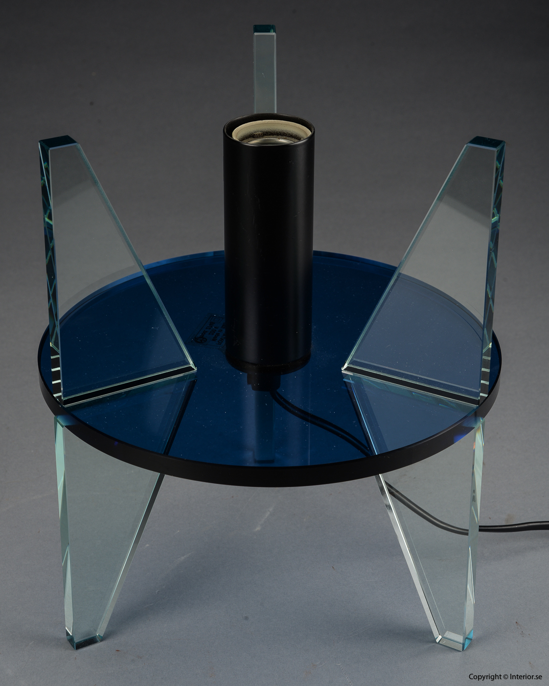 Bordslampa table lamp tischlampen Fontana Arte Otero - Design Rodolfo Dordoni 6