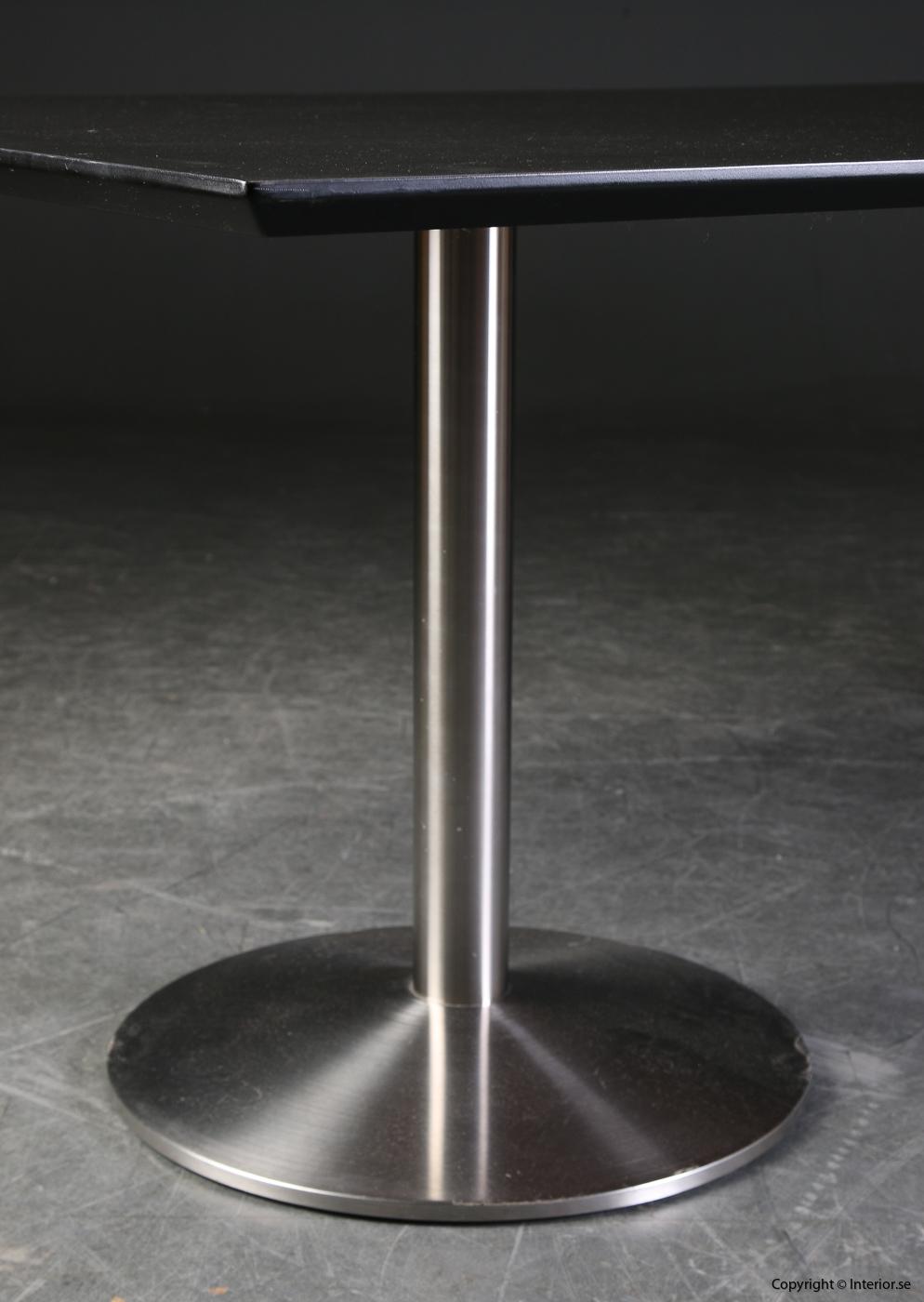 Konferensbord conference table, Svart linoleum - 220 x 110 cm 3
