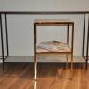 Möbelgrupp med pallar & bord