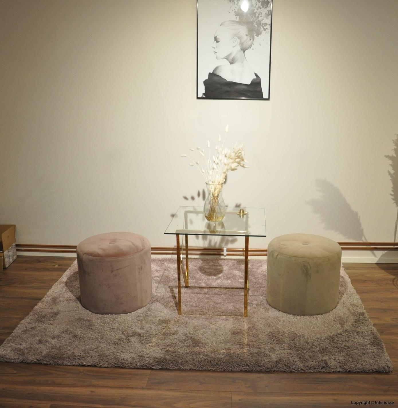 möbelgrupp designmöbler begagnade mässing glas (4)