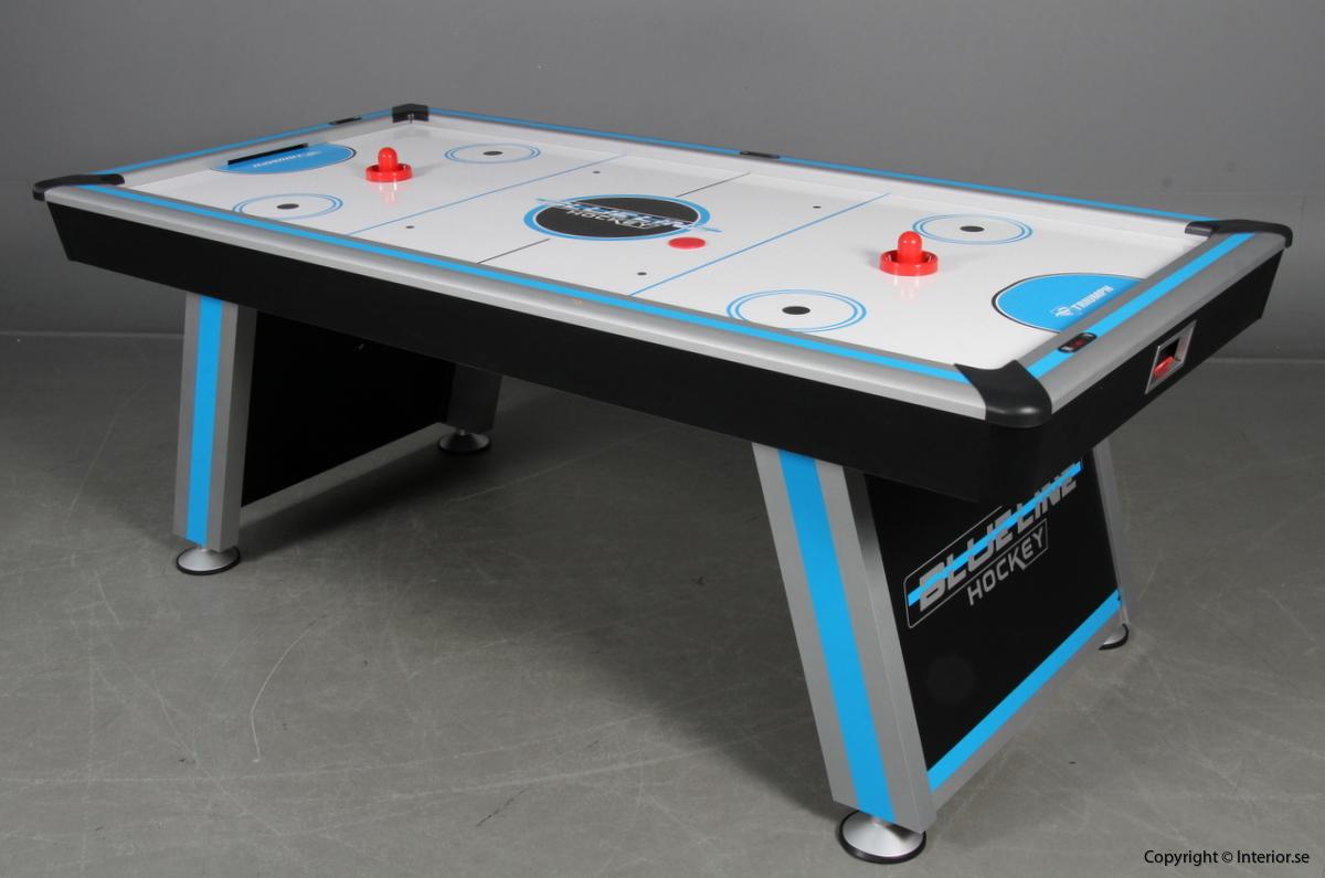 Airhockeyspel, BlueLine Hockey hyr pokerbord hyra poker airhockey stockholm 2