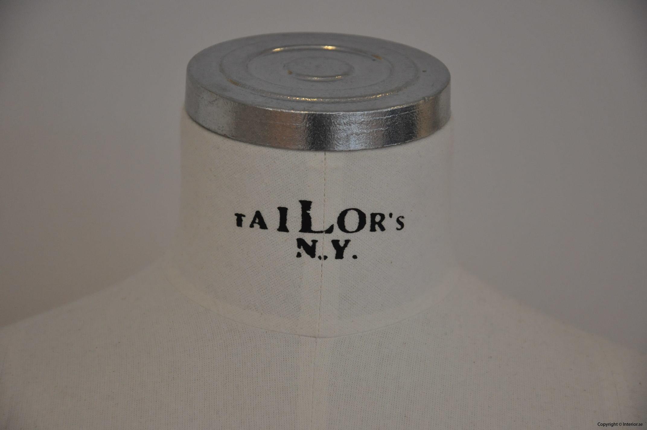 skyltdocka TAILOR'S ny tailor ny tailors ny mannequins begagnad (3)