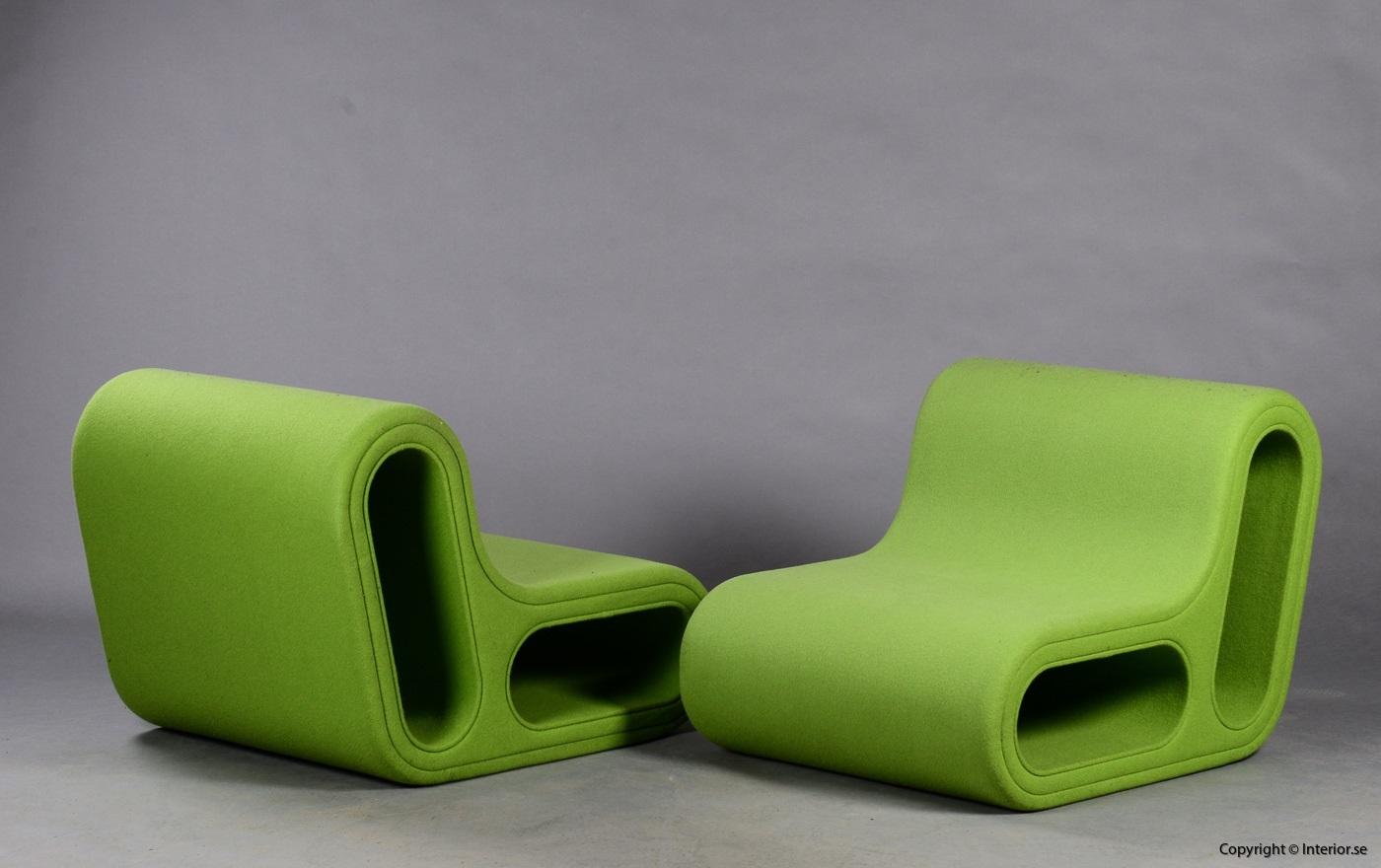 hay other one lounge chair Leif Jørgensen begagnade designmöbler stockholm (3)