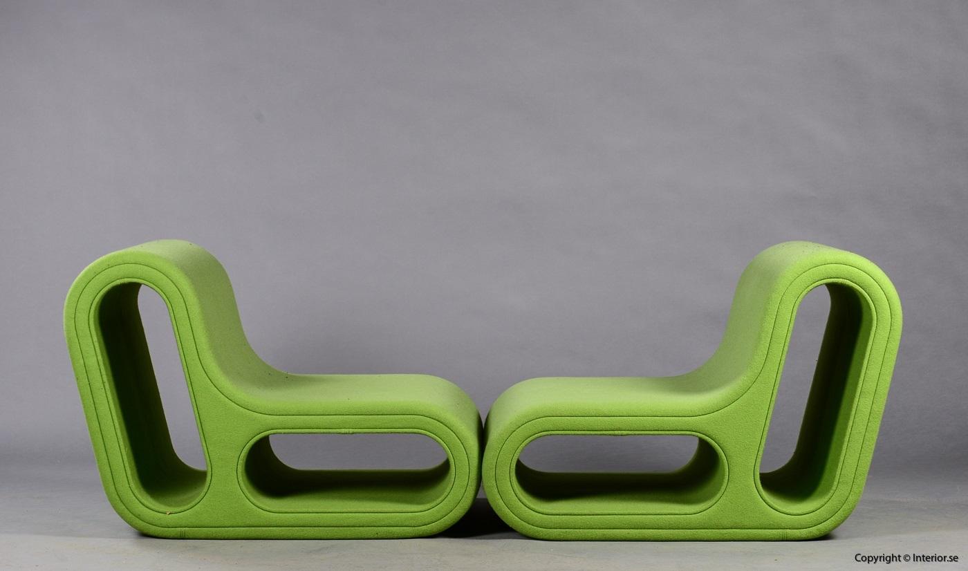 hay other one lounge chair Leif Jørgensen begagnade designmöbler stockholm (2)
