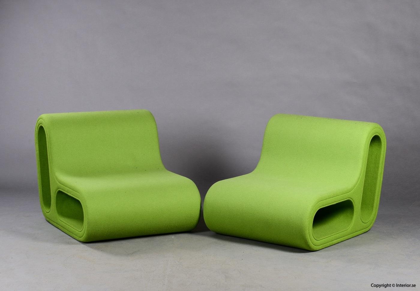 hay other one lounge chair Leif Jørgensen begagnade designmöbler stockholm (4)