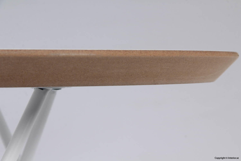 Soffbord sidobord - 45 cm i diameter begagnade designmöbler 6