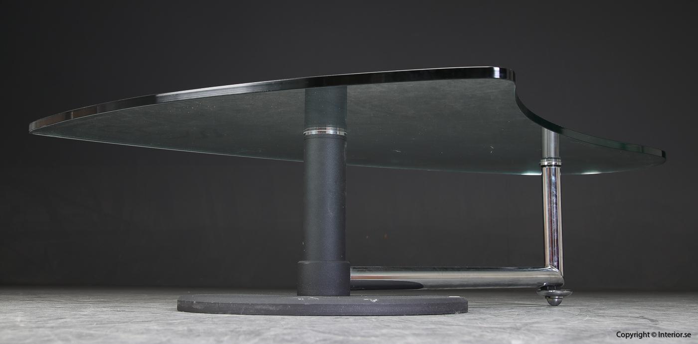 Soffbord med glasskiva coffee table Rolf Benz - 157 cm 3
