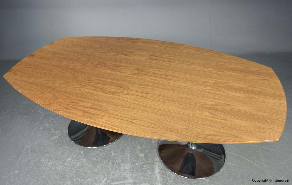 Konferensbord från HOWE i valnöt - 200 x 120 cm 3