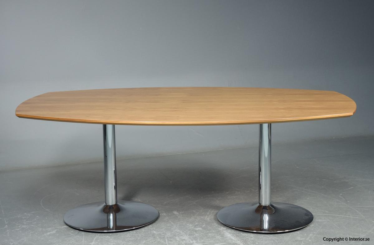 Konferensbord från HOWE i valnöt - 200 x 120 cm 2