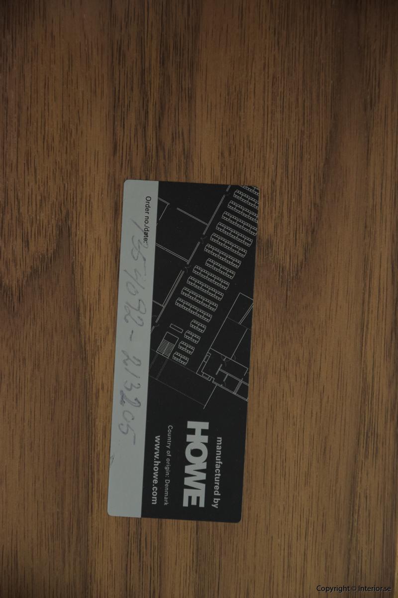 Konferensbord från HOWE i valnöt - 200 x 120 cm 6