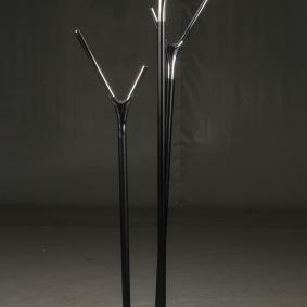 Hyr klädhängare, Frost Design Wishbone