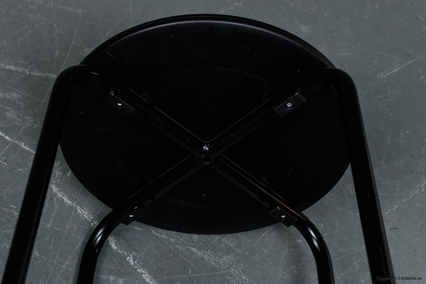 Stapelbara pallar, Holmris B8 Stools stackable stools 5