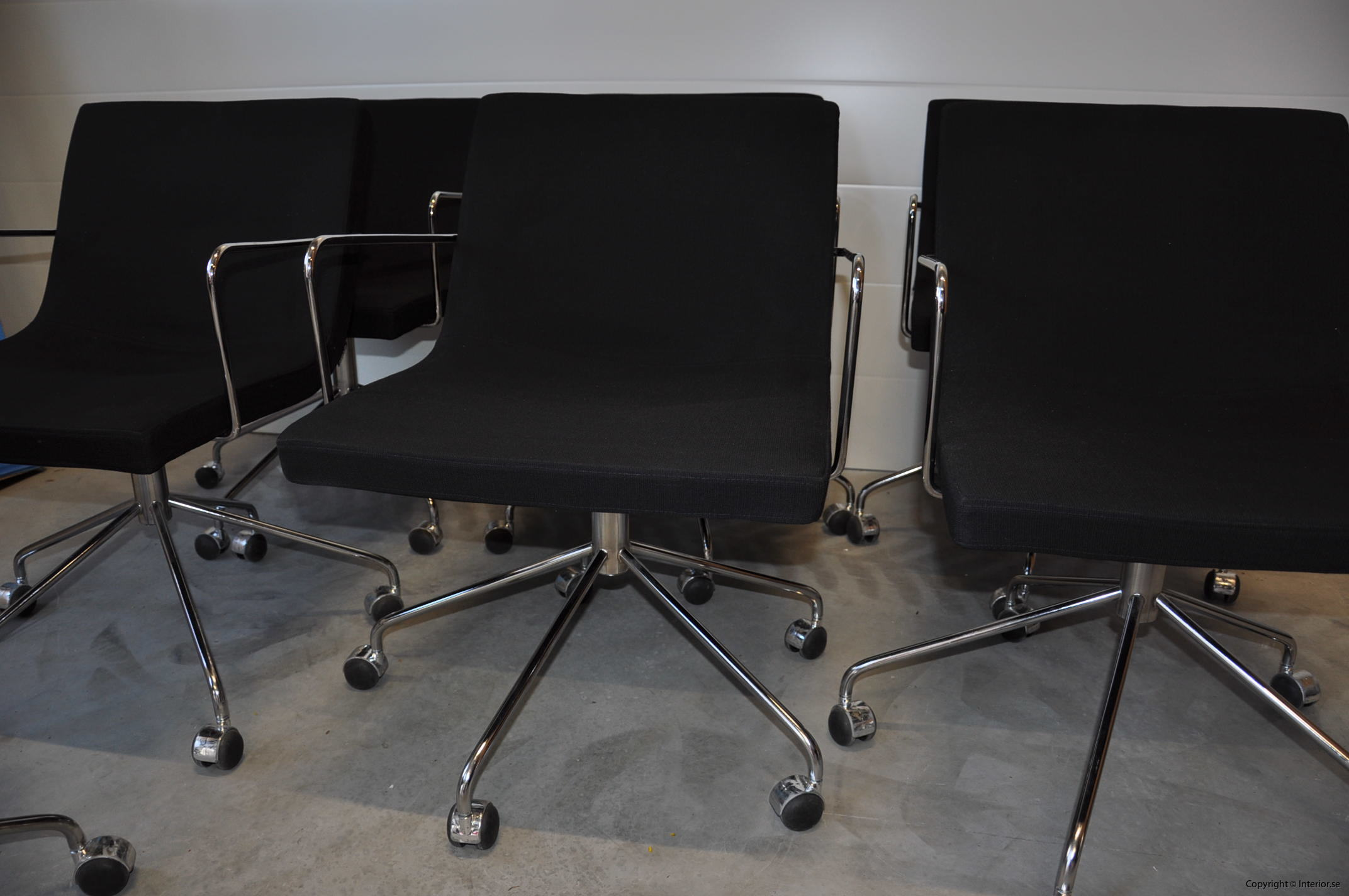 konferensstolar offecct bond Jean-Marie Massaud designmöbler (5)