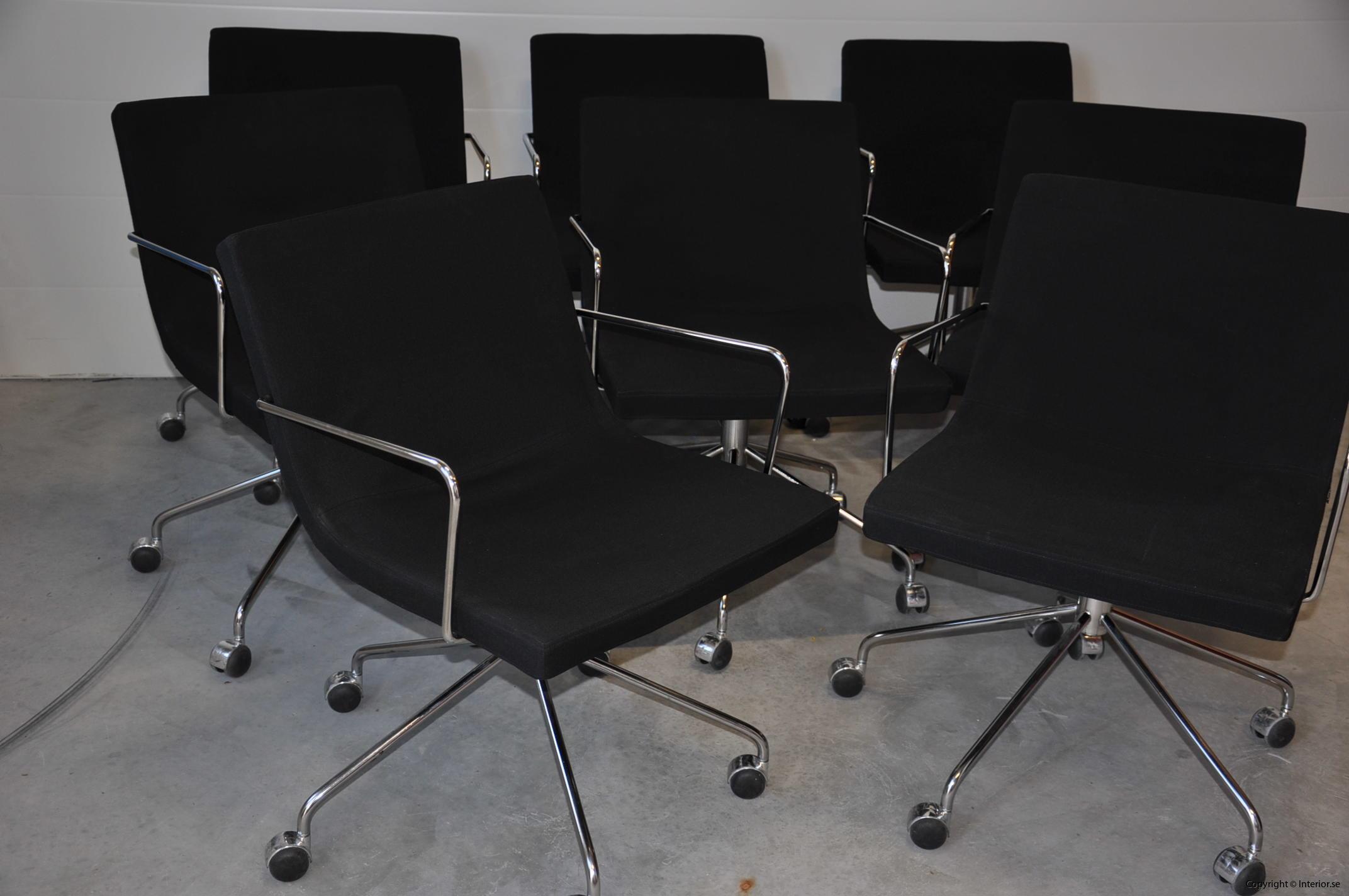 konferensstolar offecct bond Jean-Marie Massaud designmöbler (9)