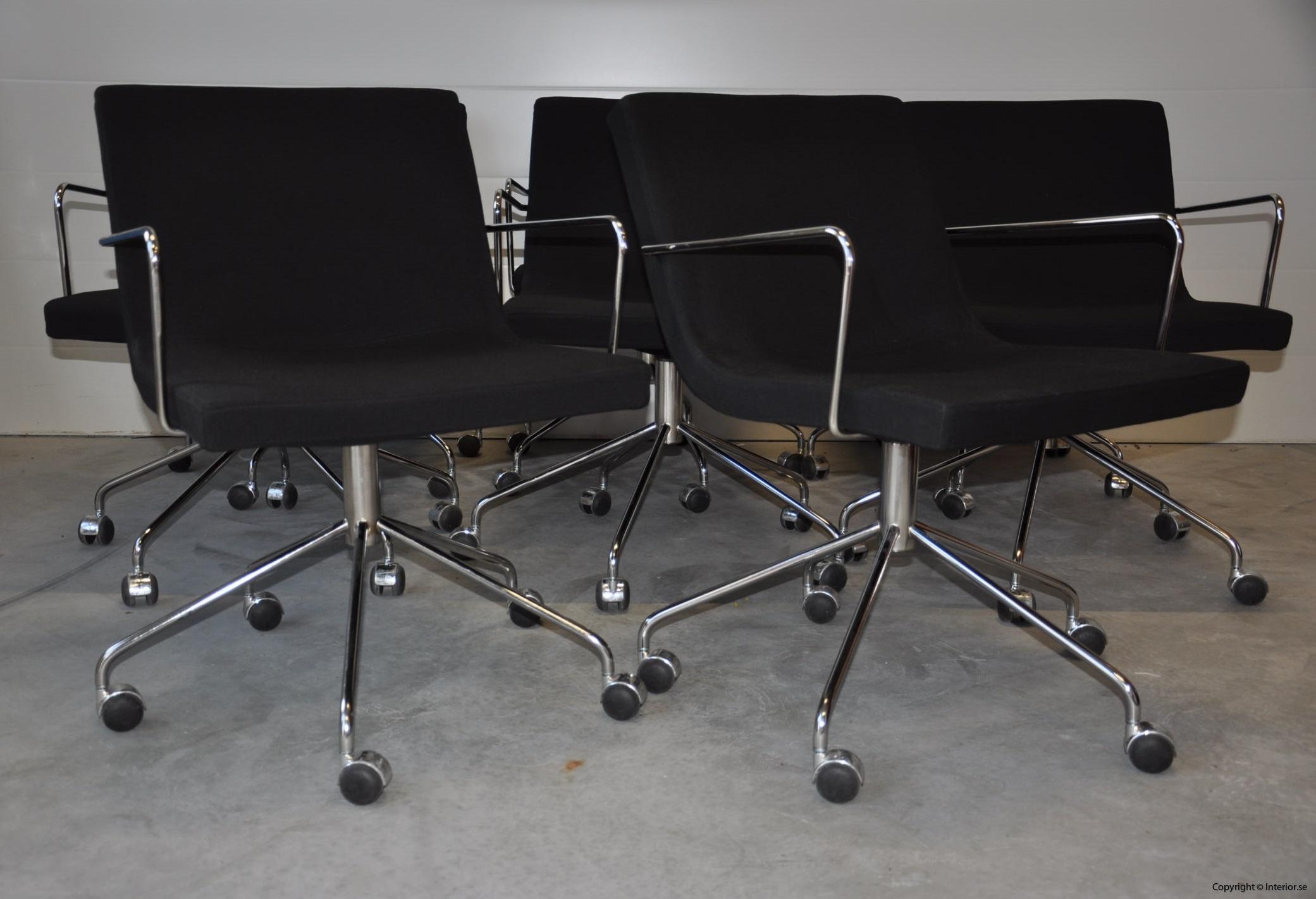 konferensstolar offecct bond Jean-Marie Massaud designmöbler (2)