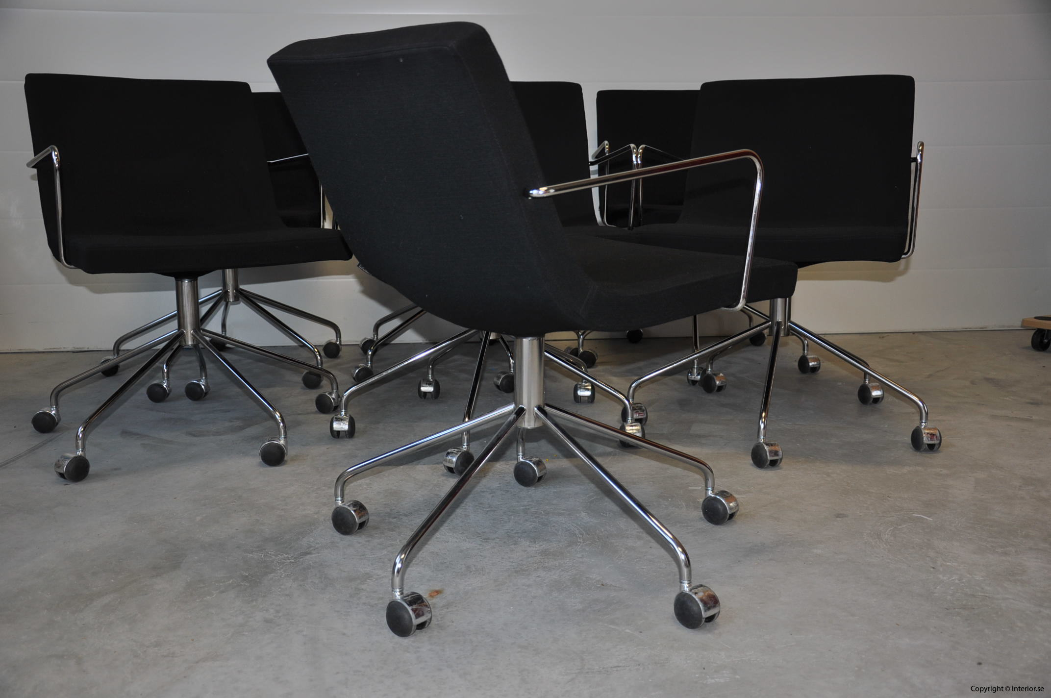 konferensstolar offecct bond Jean-Marie Massaud designmöbler (3)