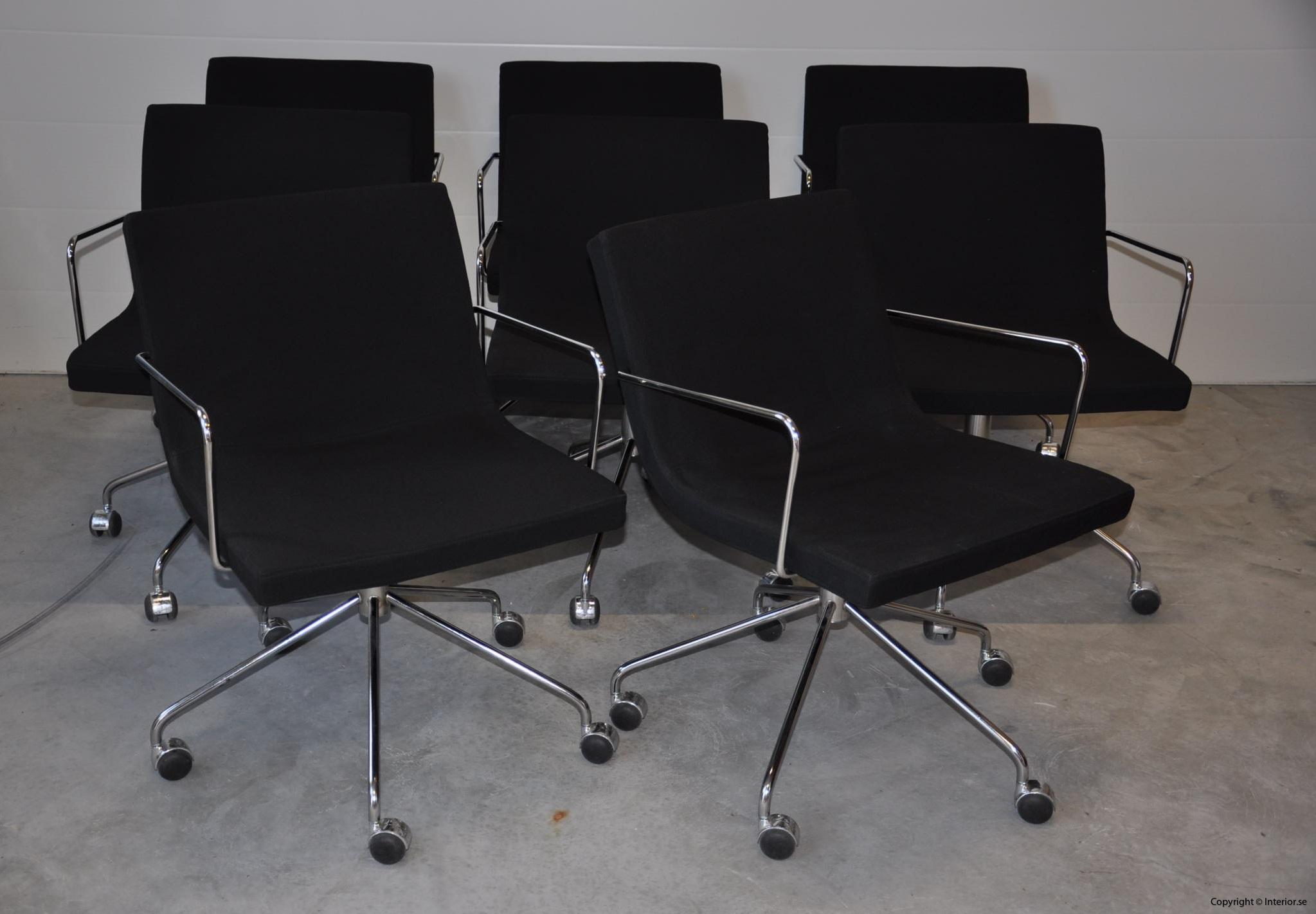konferensstolar offecct bond Jean-Marie Massaud designmöbler (6)