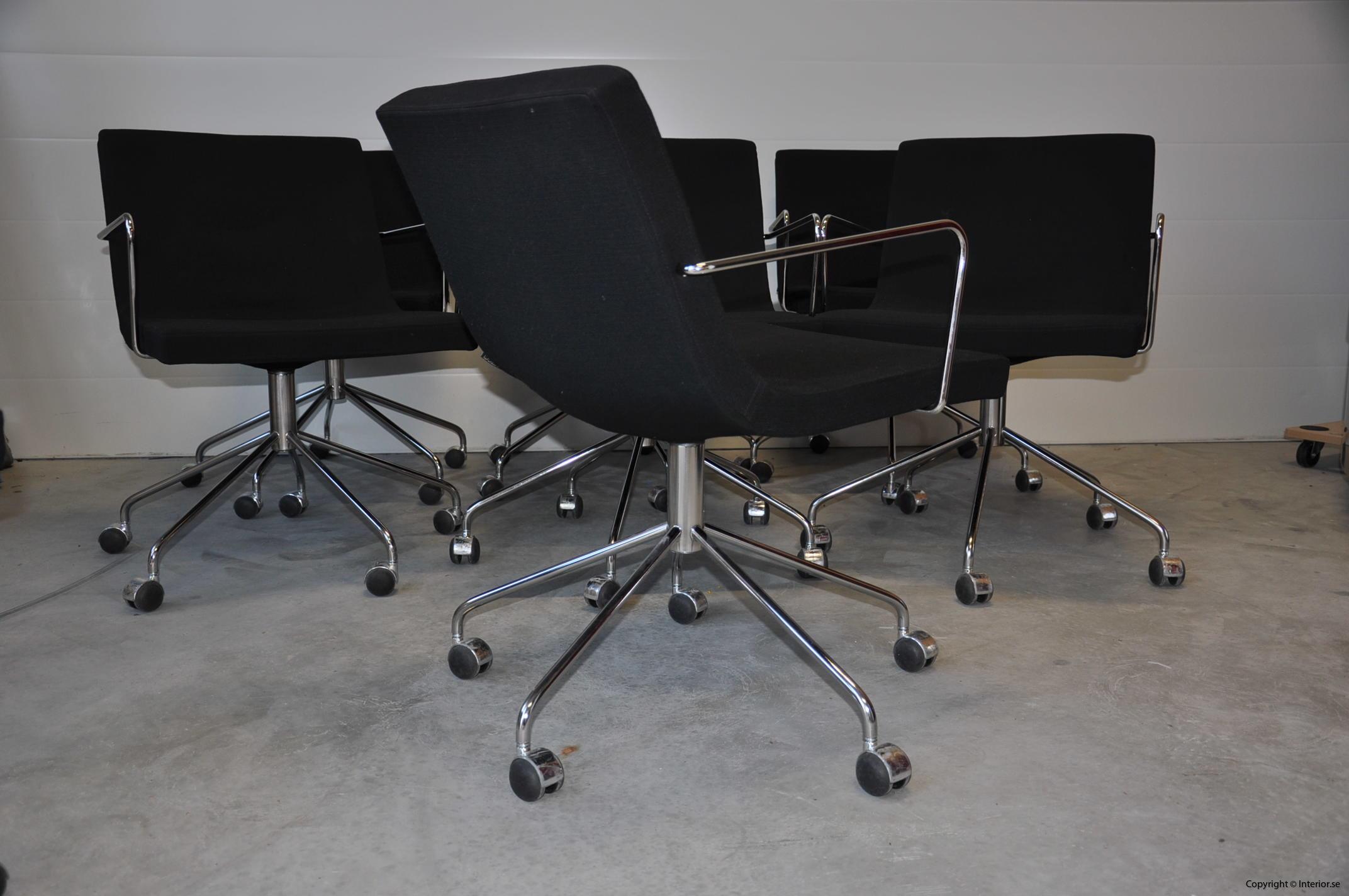konferensstolar offecct bond Jean-Marie Massaud designmöbler (7)