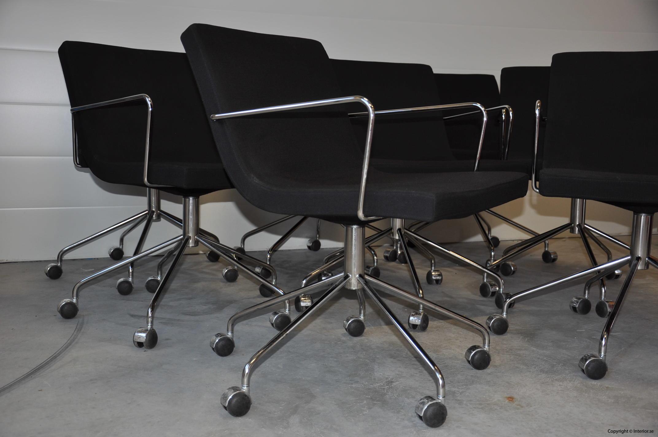 konferensstolar offecct bond Jean-Marie Massaud designmöbler (8)