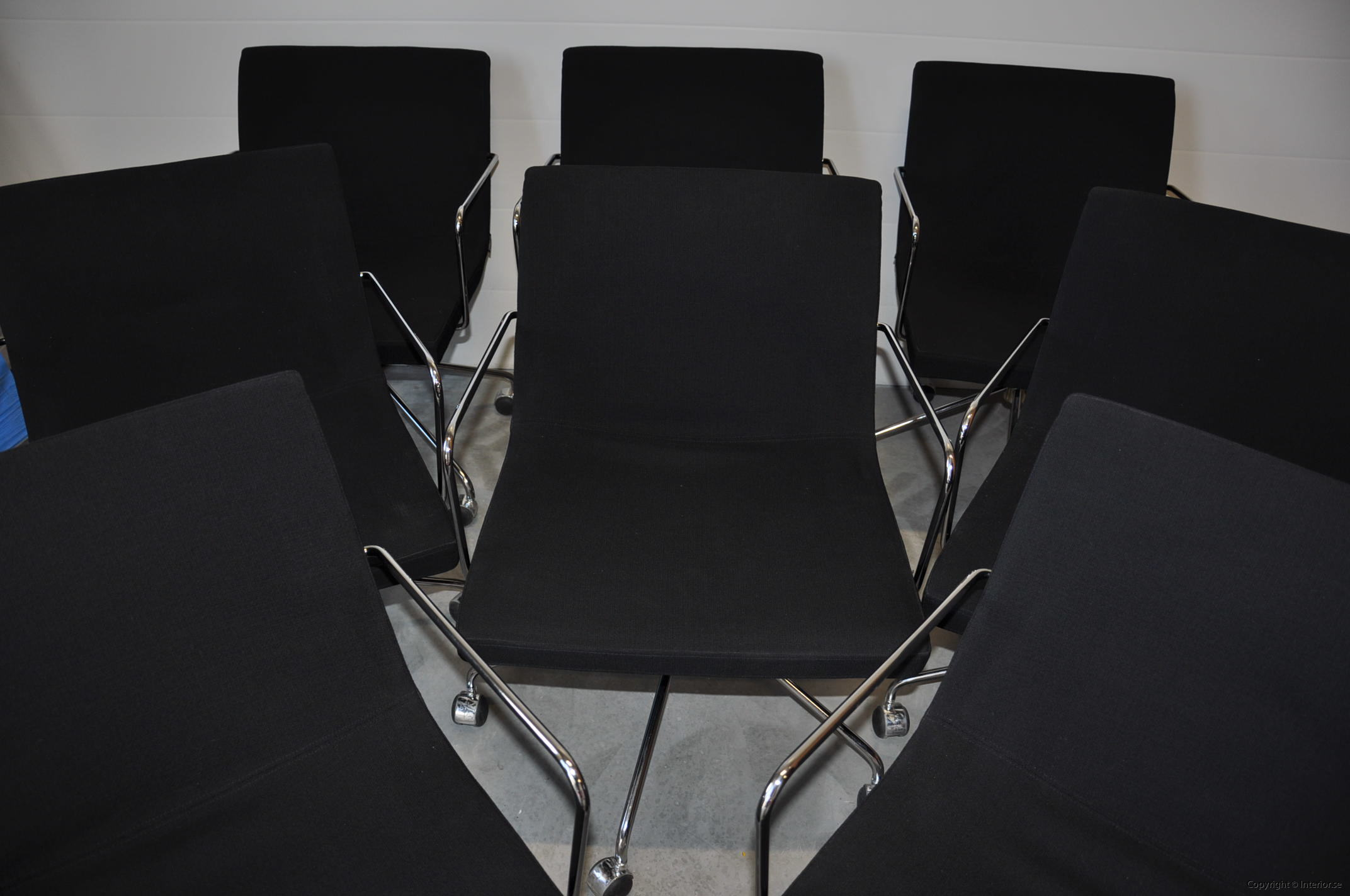 konferensstolar offecct bond Jean-Marie Massaud designmöbler (10)