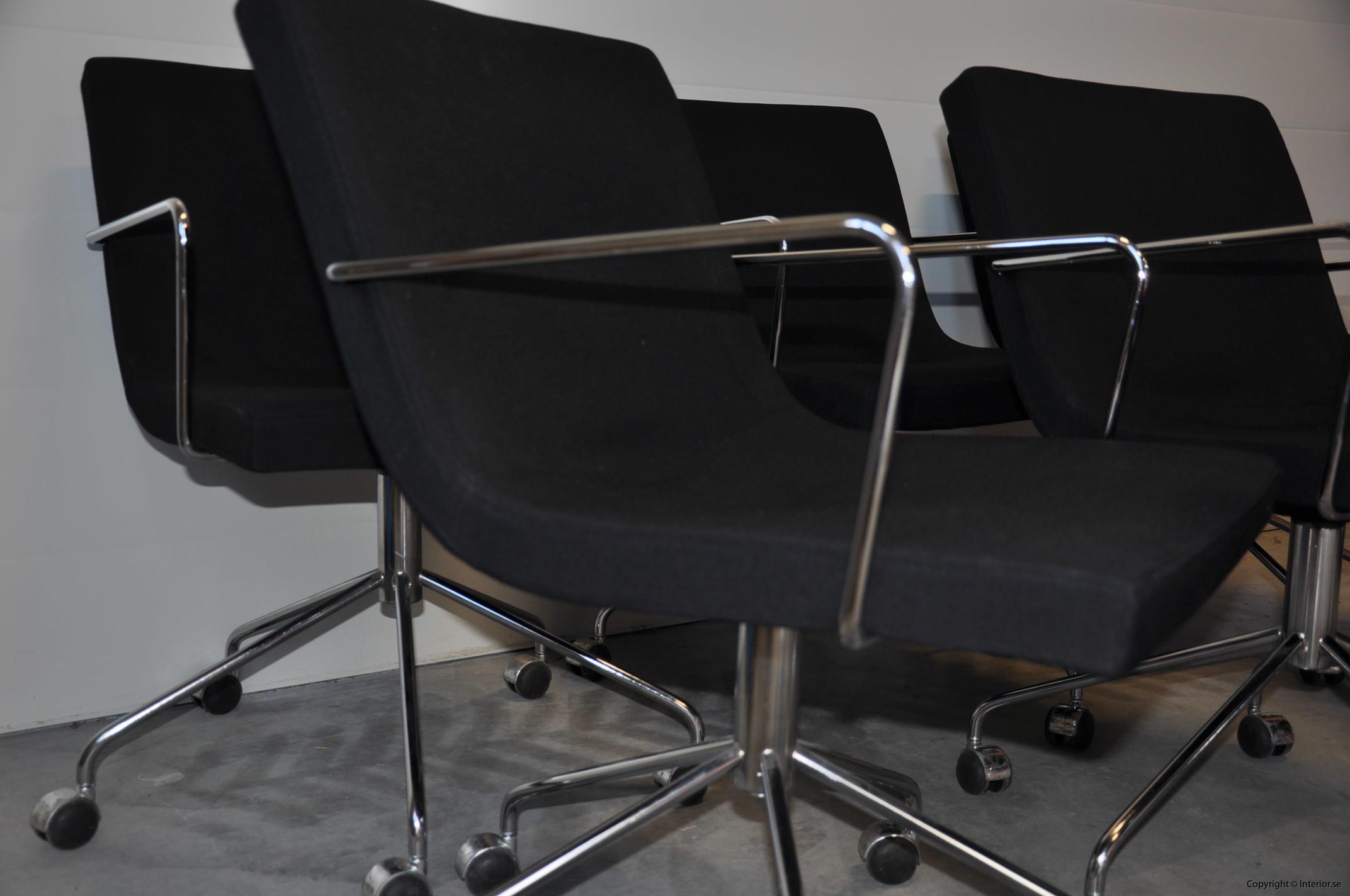 konferensstolar offecct bond Jean-Marie Massaud designmöbler (11)