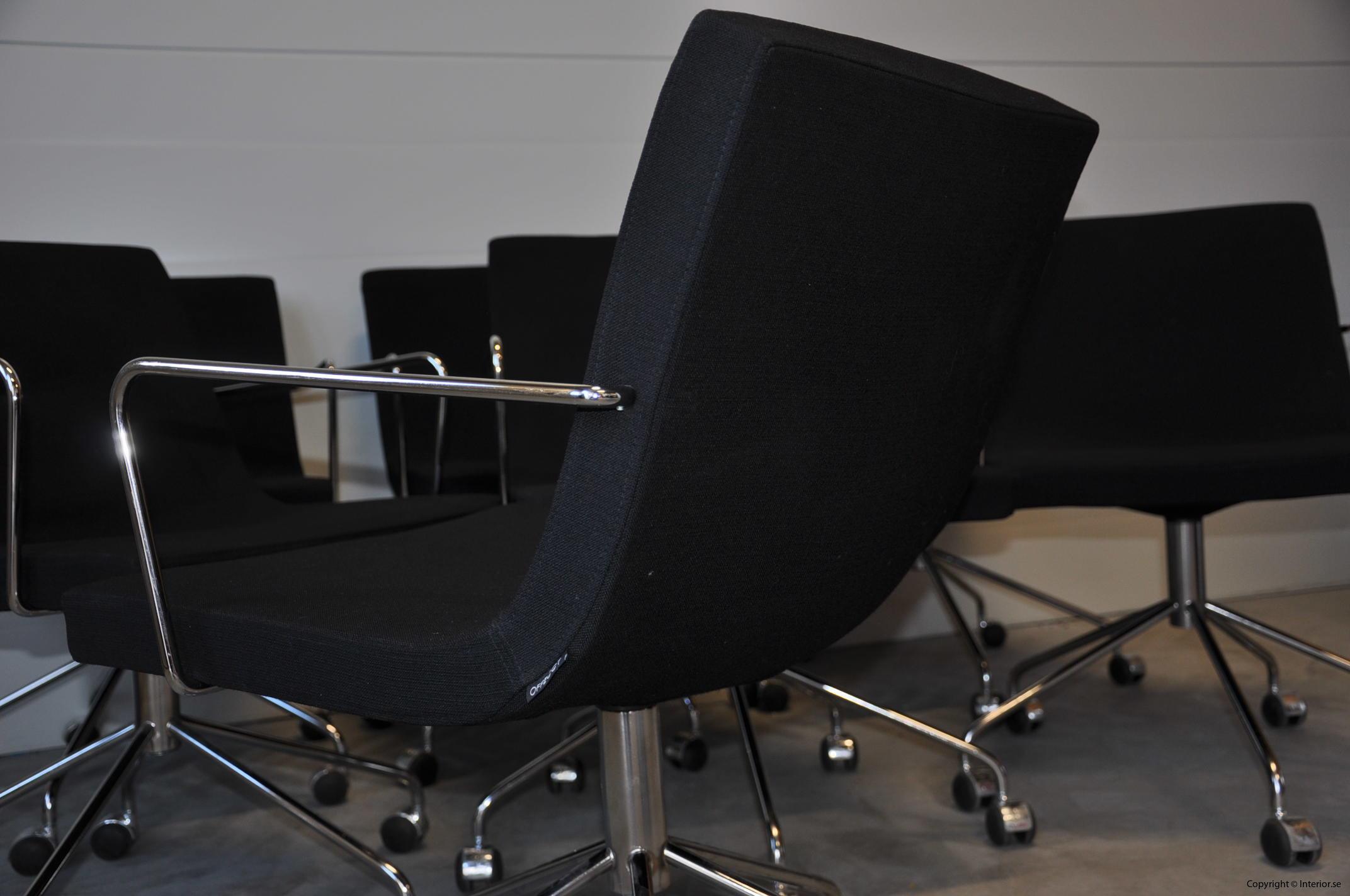 konferensstolar offecct bond Jean-Marie Massaud designmöbler (16)