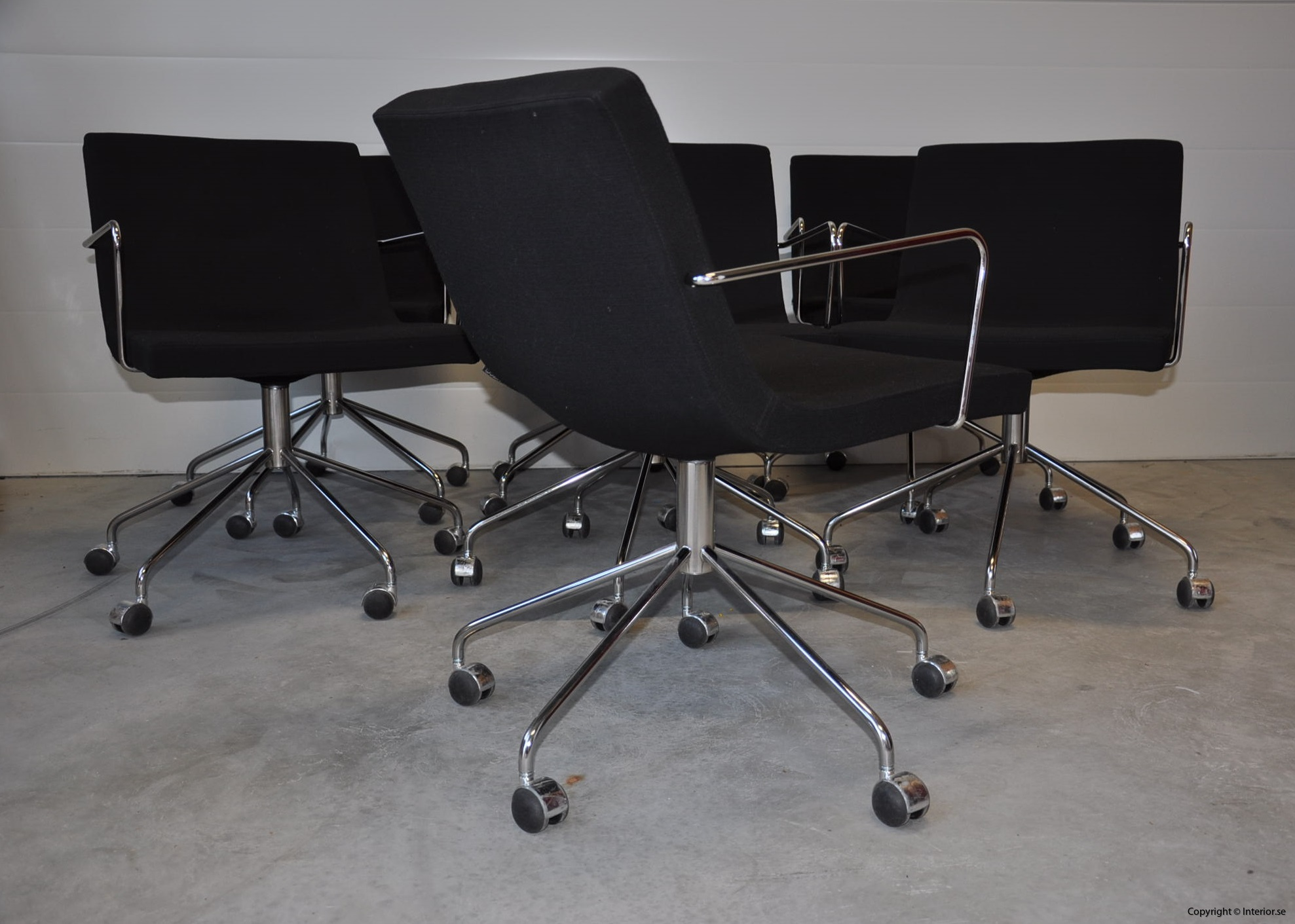konferensstolar offecct bond Jean-Marie Massaud designmöbler (17)