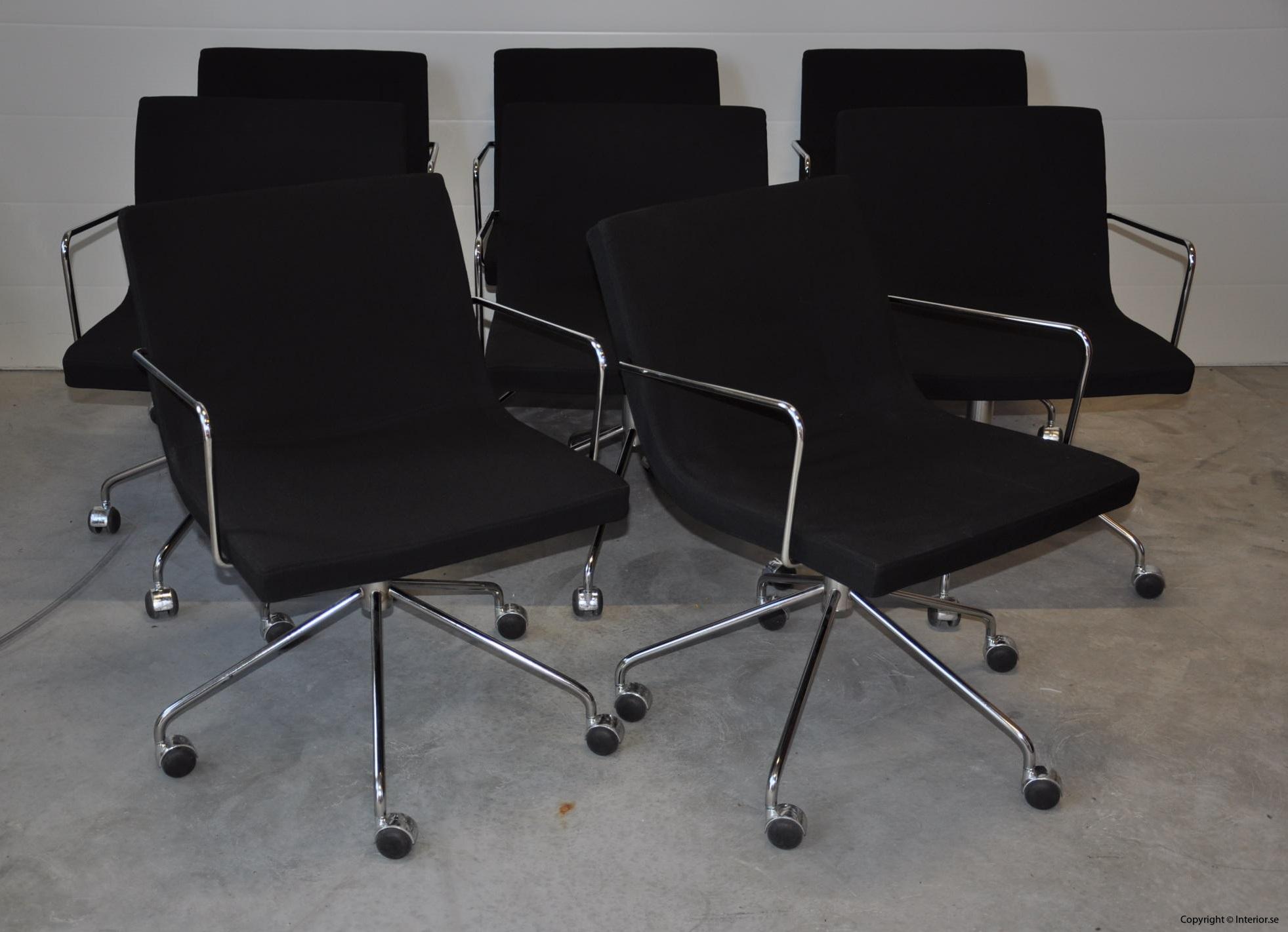 konferensstolar offecct bond Jean-Marie Massaud designmöbler (18)