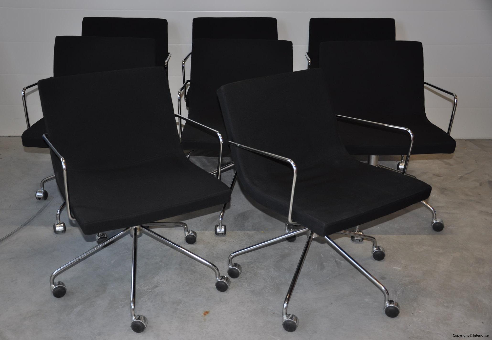 konferensstolar offecct bond Jean-Marie Massaud designmöbler