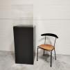 Piedestal / monter med plexiglas (Pris för 3 dagar)