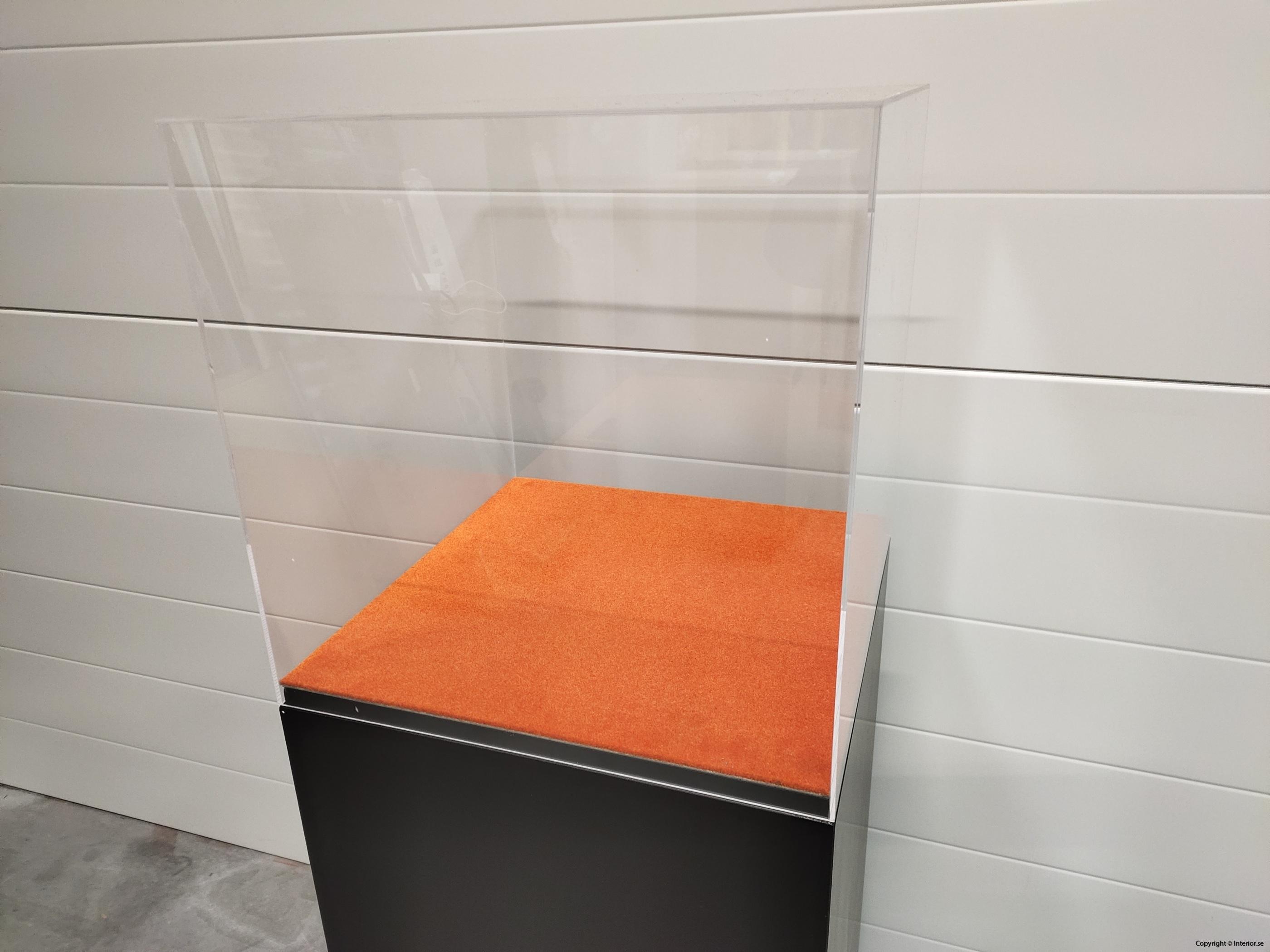 Utställningsmonter  Piedestal - 152 cm hyra monter stockholm (9)