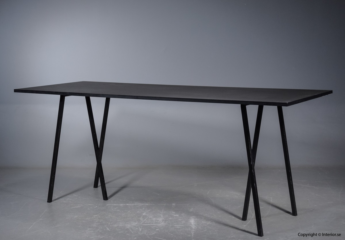 Ståbord standing table, HAY Loop Stand High - 242 x 93 cm
