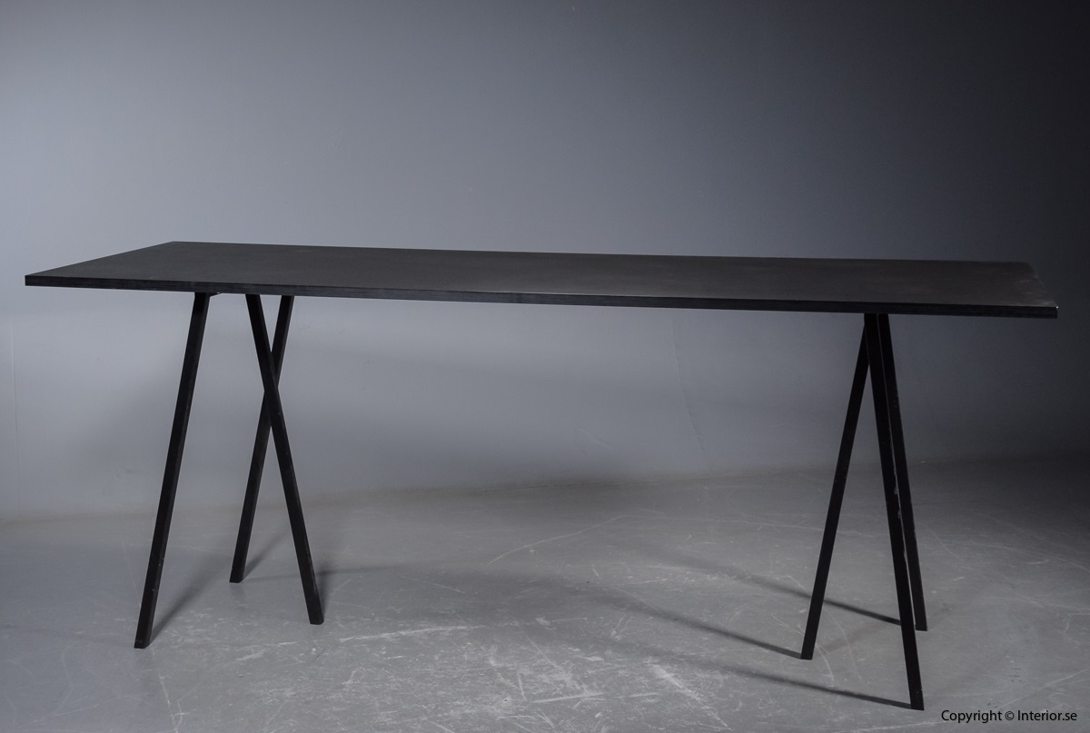 Ståbord standing table, HAY Loop Stand High - 242 x 93 cm 2