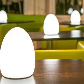 Bordslampa, TABLE - LED Uppladdningsbar