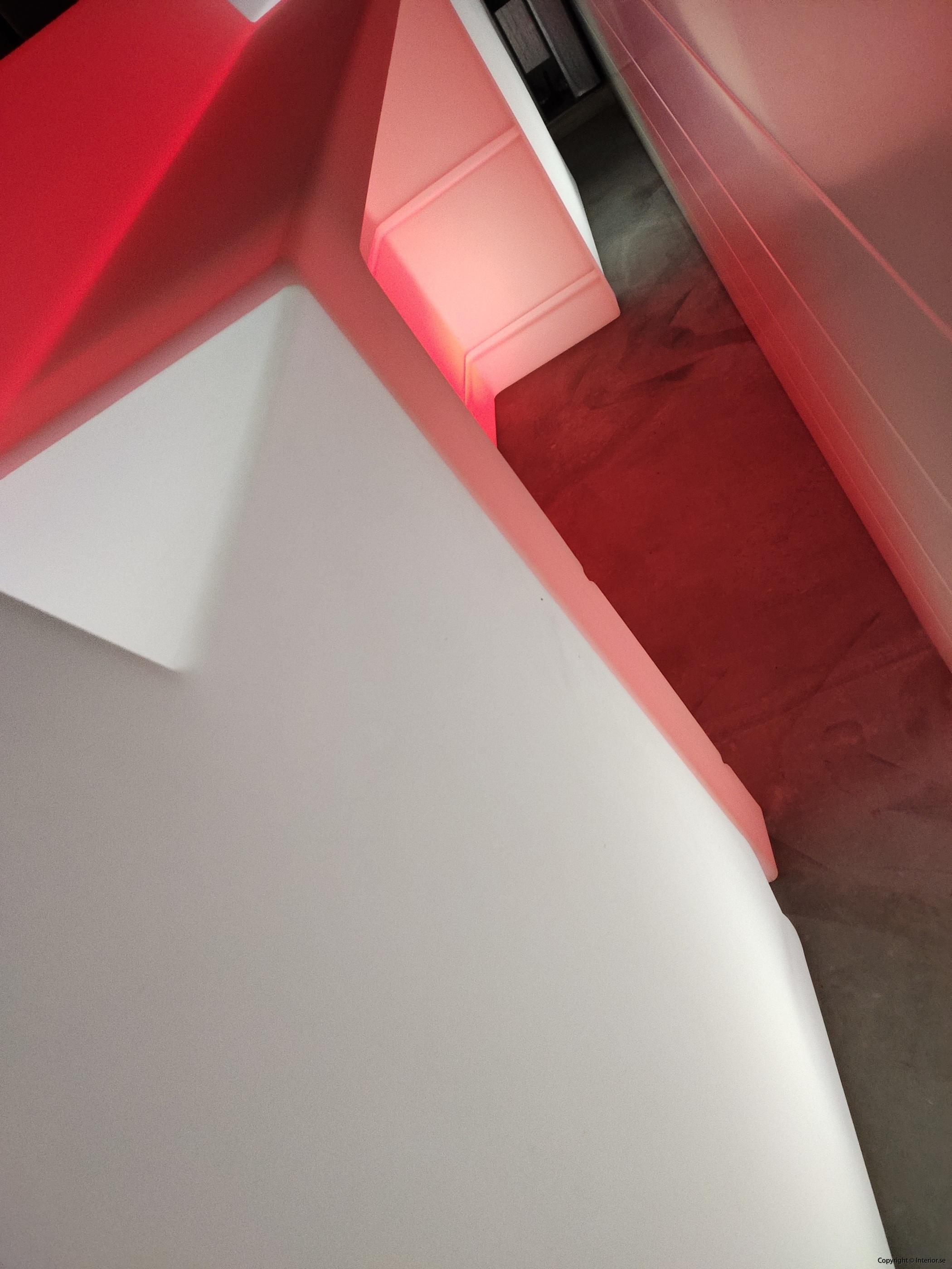 Hyra LED bardisk stockholm, New Wave 320 cm - batteri (4)