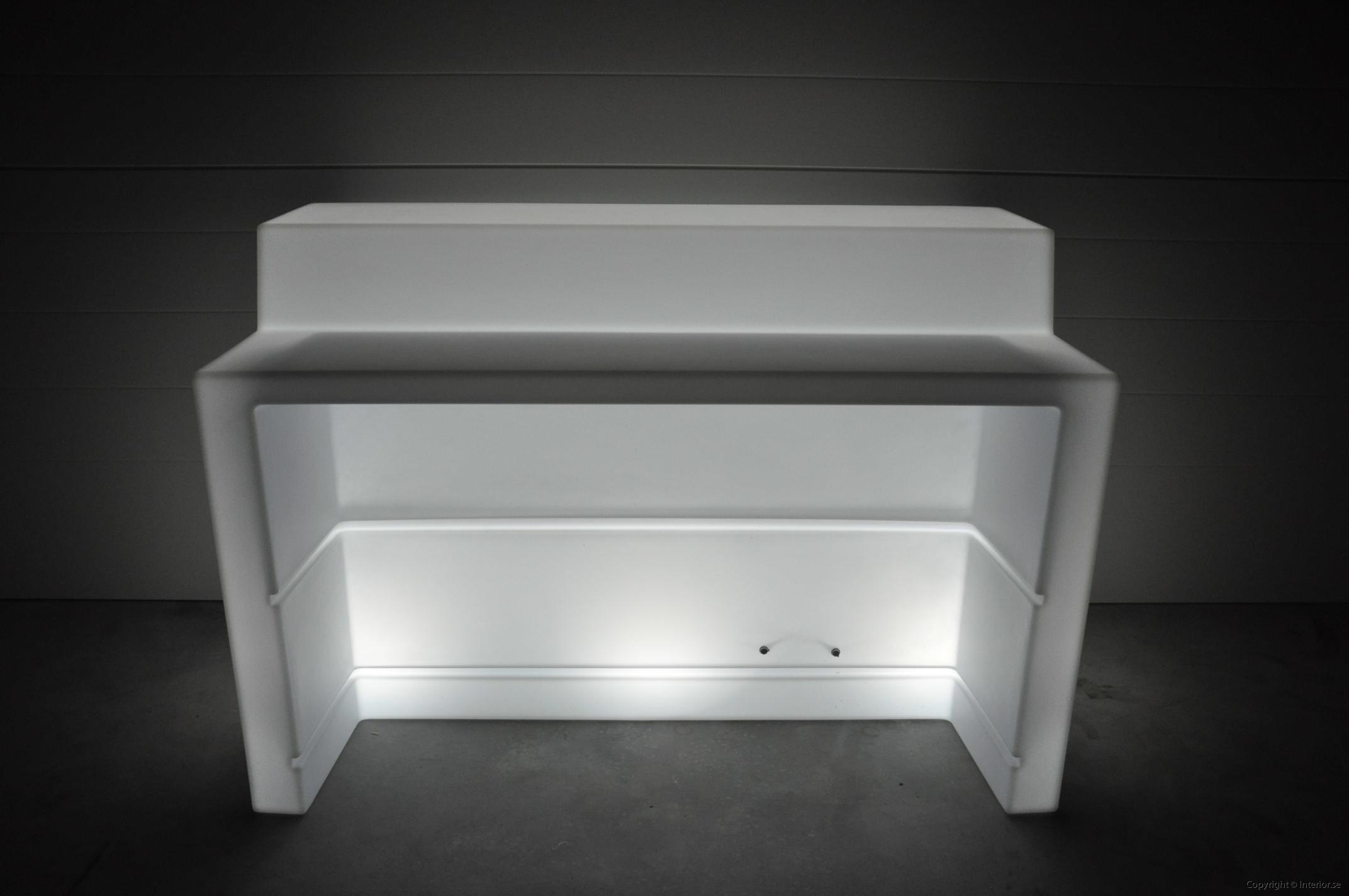 Hyra LED bardisk stockholm, New Wave 320 cm - batteri (9)