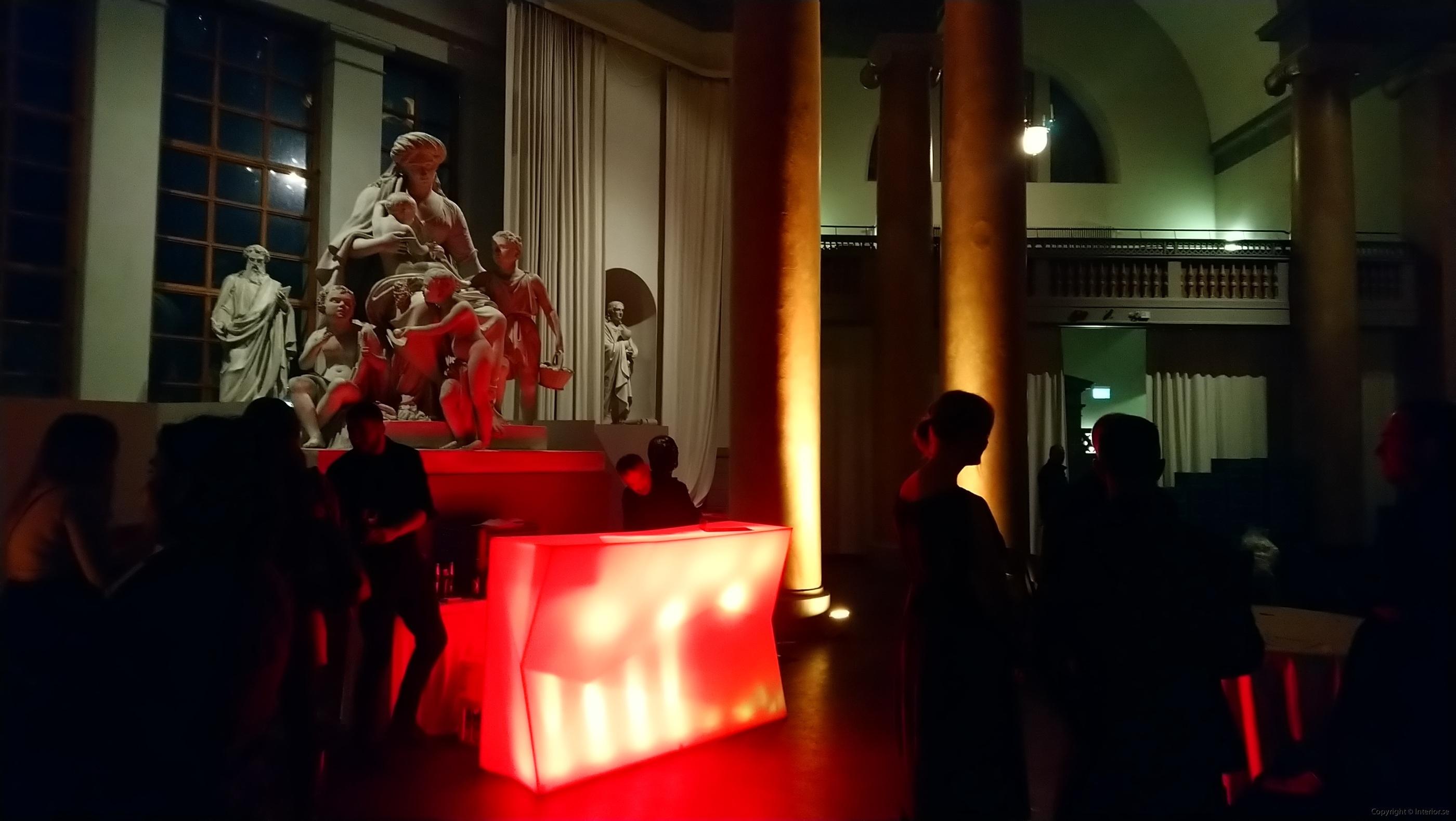 Bardisk, Vondom Faz Bar Multi Light LED - Special Design (5)