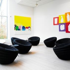 Fåtölj, HAY Blow Chair | Hyr designmöbler