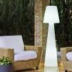 Hyr golvlampa, Lazy LED - Uppladdningsbar