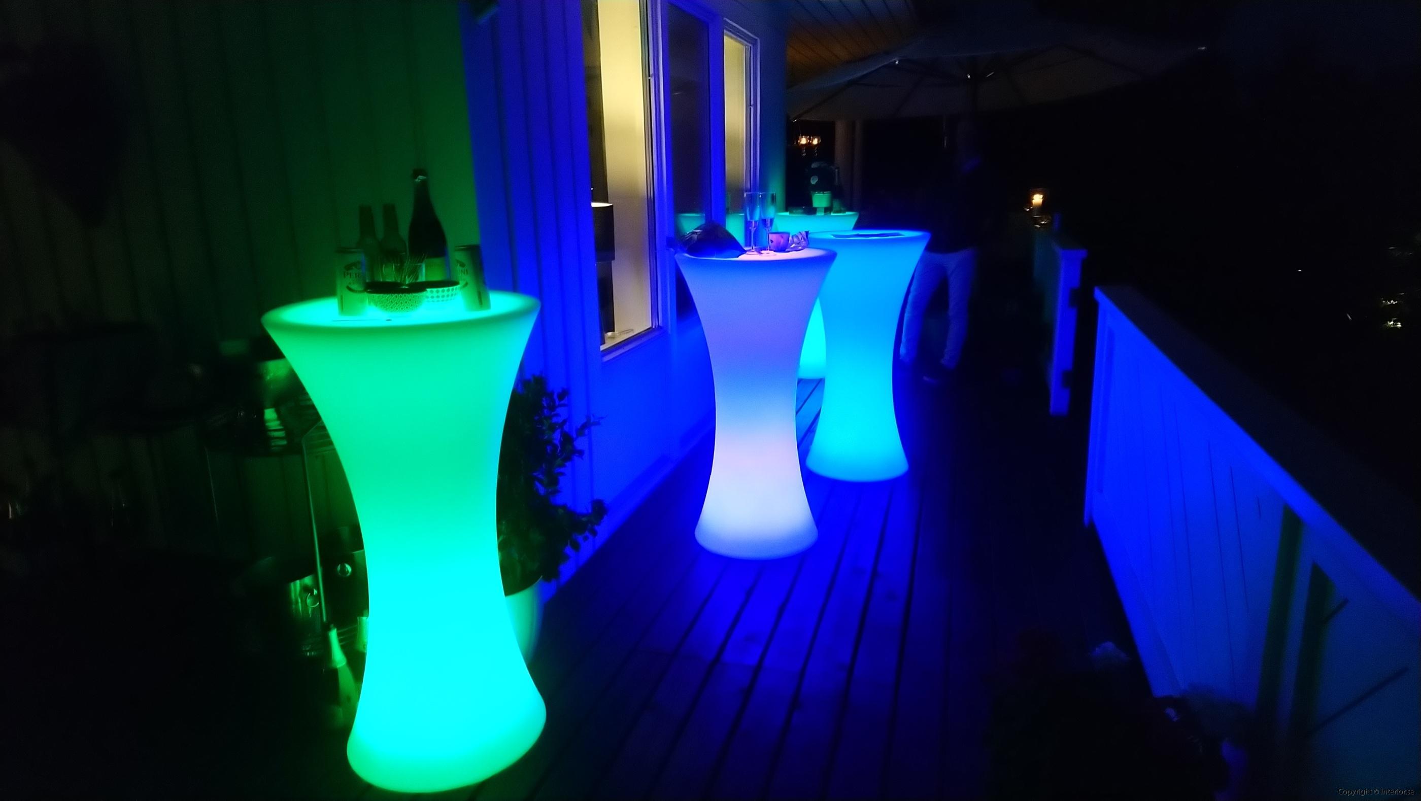 Hyr barbord strumpa LED ståbord hyra Stockholm event  Stockholm Sverige (6)
