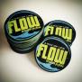 Flow - tygmärke