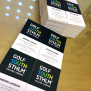 Golf South sthlm - visitkort