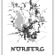 Map Norberg 01 - Posterperfect