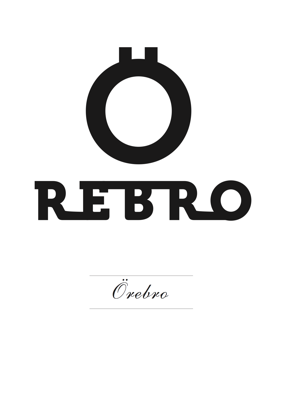 Örebro - Posterperfect