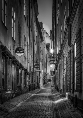 Gamla Stan - featuring Stefan Christophs