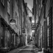 Gamla Stan - Posterperfect featuring Stefan Christophs