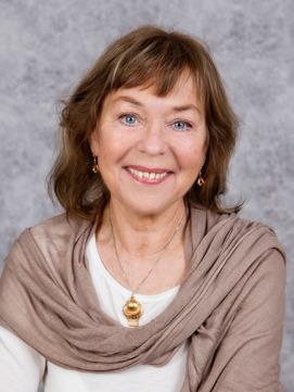 Anette Gustafsson Ingerlund, Medium, Meditation och  Kundaliniyogalärare på Atlantis Wellness i centrala Göteborg