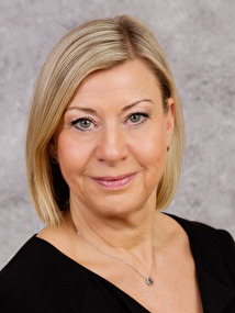 Osteopati  Liselotte Berg är osteopat och lymfterapeut på Atlantis Wellness i Vasastan i Göteborg